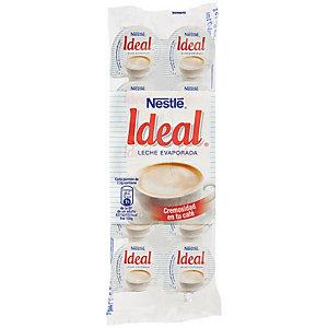 Nestlé Ideal Leche evaporada en formato cápsula de 7,5 gr