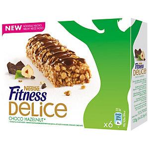 Nestlé Fitness Barrette Nocciola, 23,5 g