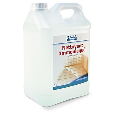 Nettoyant ammoniaqué RAJA