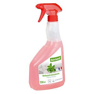 Nettoyant anticalcaire écologique Bernard 750 ml