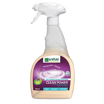 Nettoyant dégraissant Clean Power LE VRAI