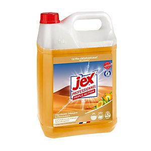 Nettoyant dégraissant HACCP Jex Professionnel Express Douceur d'Orient 5 L