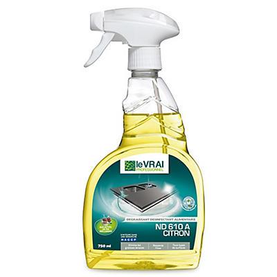 Nettoyant désinfectant ND 610 Le Vrai
