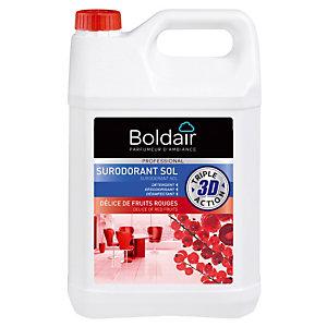Nettoyant désinfectant surodorant Boldair Fruits rouges 5 L
