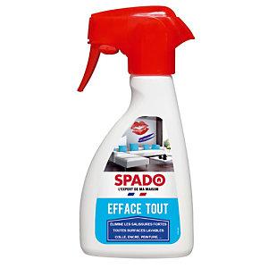 Nettoyant Efface tout Spado, vaporisateur 250 ml