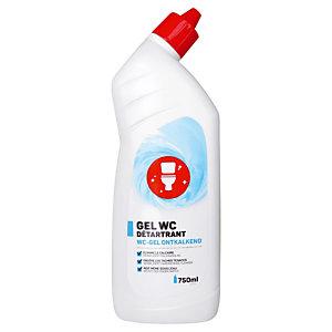 Nettoyant gel WC détartrant 1er prix 750 ml