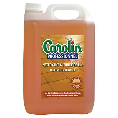 Nettoyant à l'huile de lin CAROLIN