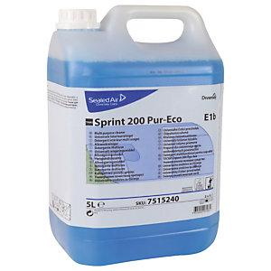 Nettoyant multi-usages écologique Taski Sprint 200 Pur Eco 5 L