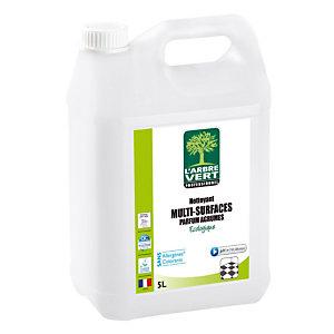 Nettoyant multi-usages professionnel L'Arbre Vert Ecologique agrumes 5 L