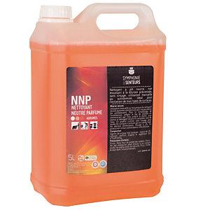 Nettoyant neutre parfumé sols et surfaces 5 L