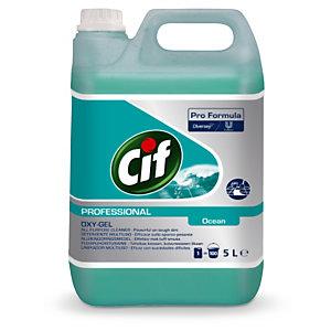 Nettoyant Oxy-gel CIF