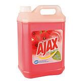 Nettoyant parfumé Ajax Fleurs Rouges 5 L##Geparfumeerde reiniger Ajax Rode bloemen 5 L