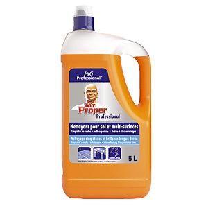 Nettoyant parfumé HACCP Mr Proper professional agrumes 5 L