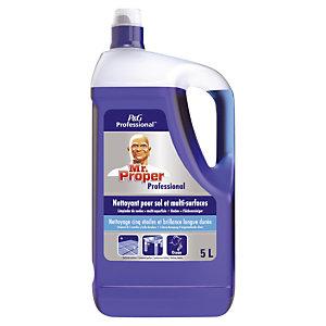 Nettoyant parfumé Mr Proper professional océan 5 L