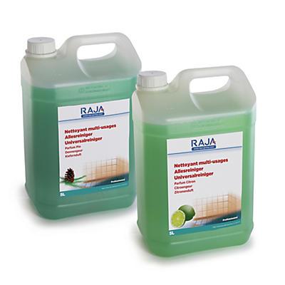 Nettoyant parfumé multi-usages RAJA##Allzweckreiniger RAJA