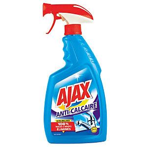 Nettoyant sanitaires Ajax Anticalcaire surpuissant vaporisateur 750 ml