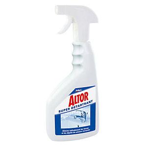 Nettoyant sanitaires Altor super détartrant vaporisateur 750 ml