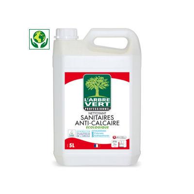 Nettoyant sanitaires anti-calcaire L'ARBRE VERT