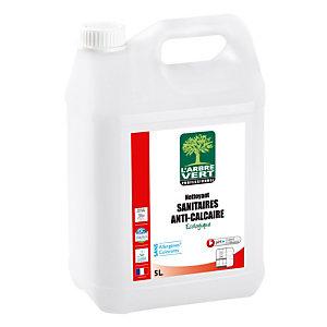 Nettoyant sanitaires L'Arbre Vert anticalcaire 5 L