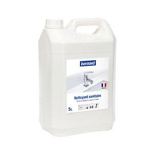 Nettoyant sanitaires Bernard super détartrant 5 L