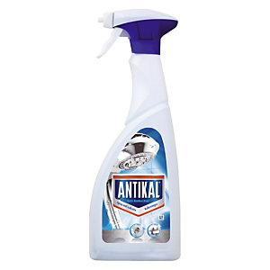 Nettoyant sanitaires détartrant Antikal liquide vaporisateur 700 ml