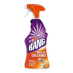 Nettoyant sanitaires super détartrant Cillit Bang vaporisateur 750 ml