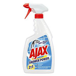 Nettoyant sanitaires super détartrant Ajax Shower Power vaporisateur 750 ml