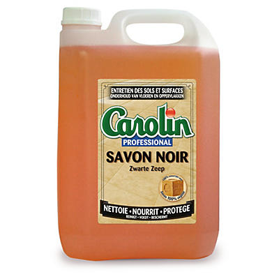 Nettoyant au savon noir CAROLIN