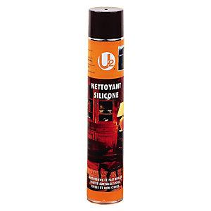 Nettoyant Silicone U2 aérosol 750 ml