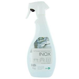 Nettoyant désinfectant inox Anios vaporisateur 750 ml