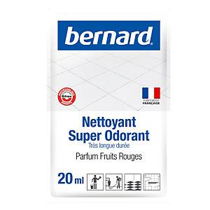 Nettoyant surodorant Bernard Super Odorant fruits rouges 250 doses de 20 ml