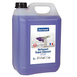 Nettoyant surodorant Bernard Super Odorant lavande 5 L