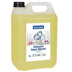 Nettoyant surodorant Bernard Super Odorant ultra frais 5 L