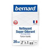 Nettoyant surodorant Bernard Super Odorant vanille 250 doses de 20 ml