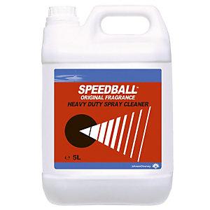 Nettoyant surpuissant SpeedBall 5 L
