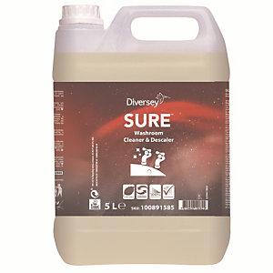 Nettoyant détartrant sanitaires SURE 5 L