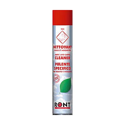 Nettoyant tissus et moquettes RONT