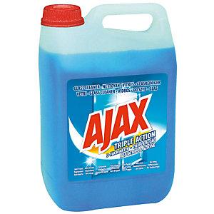 Nettoyant pour vitres et surfaces Ajax, bidon de 5 L