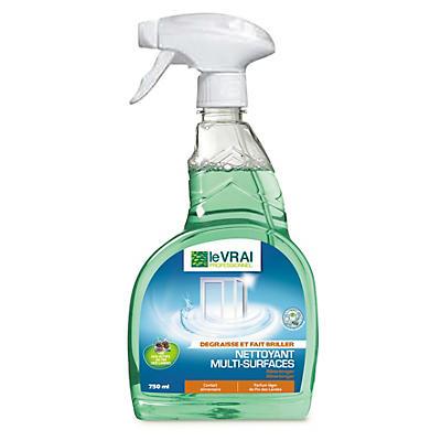 Nettoyant vitres et surfaces LE VRAI