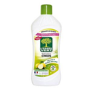 Nettoyants multi-usages écologique L'Arbre Vert citron 1 L