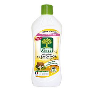Nettoyants multi-usages écologique L'Arbre Vert savon noir 1 L