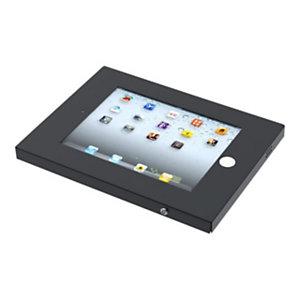 Newstar Soporte de iPad 2/3/4/Air tablet portátil, 20 mm, 300 mm, 230 mm, 49 cm, 31,5 cm, 25 cm IPAD2N-UN20BLACK