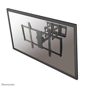 "Newstar Soporte de pared para TV, 100 kg, 152,4 cm (60""), 2,54 m (100""), 200 x 200 mm, 900 x 600 mm, Negro LFD-W8000"