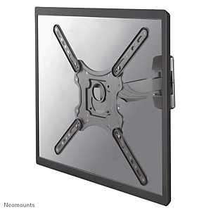 "Newstar Soporte de pared para TV, 35 kg, 58,4 cm (23""), 139,7 cm (55""), 100 x 100 mm, 400 x 400 mm, Negro LED-W420BLACK"