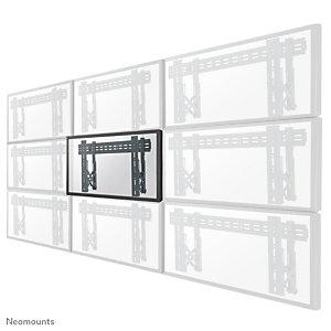 "Newstar Soporte de pared para TV, 50 kg, 81,3 cm (32""), 190,5 cm (75""), 200 x 200 mm, 600 x 400 mm, Negro LED-VW1000BLACK"