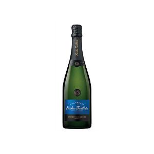 NICOLAS FEUILLATTE Champagne Nicolas Feuillate Brut- Bouteille de 75 cl