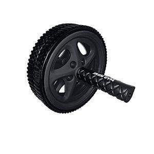 No Brand Ruota per addominali Dual Ab Wheel - con maniglie antiscivolo