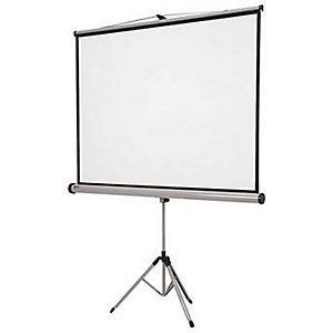 Nobo Ecran de projection sur pied 175 x 132cm