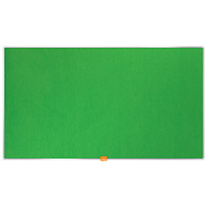 Nobo Pannello in feltro Impression Pro, Verde, cm 122 x 69 h