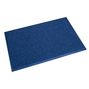 """NOMAD Tappeto da interno """" Aqua 45"""" - Misura cm 60 x 90 - colore blu"""